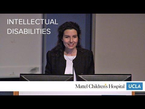 Intellectual Disabilities - Alicia Bazzano, MD, PhD   Pediatric Grand Rounds