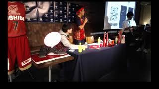 Bリーグ【ピッケム™】シーホース三河 vs 川崎ブレイブサンダースの試合観ながらライブ配信