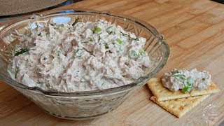 How to Make Tuna Salad | Summer Recipes | The Sweetest Journey