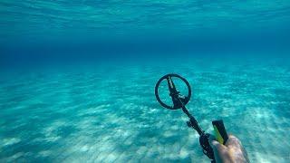 🌊💍Нашел в Море - Золото, Серебро, Монеты - Это просто Кайф! Подводный коп.