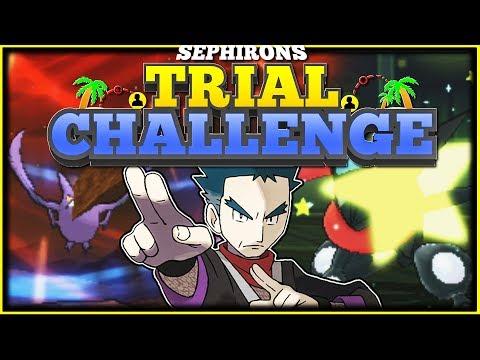 KOGGA DER NINJA ! Pokemon Trial Challenge - Kampf 6 VS Kogga