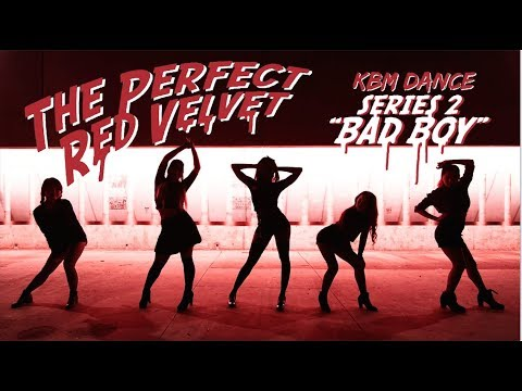KBM Dance | Red Velvet 레드벨벳 'Bad Boy' Dance Cover 댄스 커버