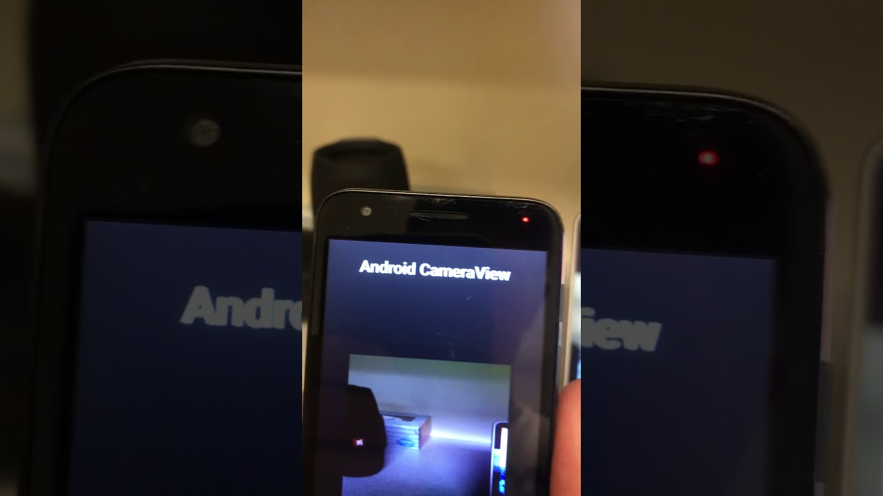 Android Camera View - Corona Marketplace