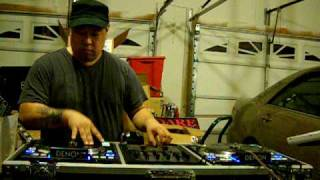 DJ Flip - It Takes Two digital turntable routine on the Denon DN-S3700