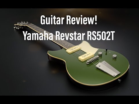Yamaha Revstar RS502T | Guitar Review | J. Anthony