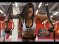 STRONG & BEAUTIFUL GIRLS IN GYM (Awesome Woman Workout) Female Fitness Motivation HD 2018