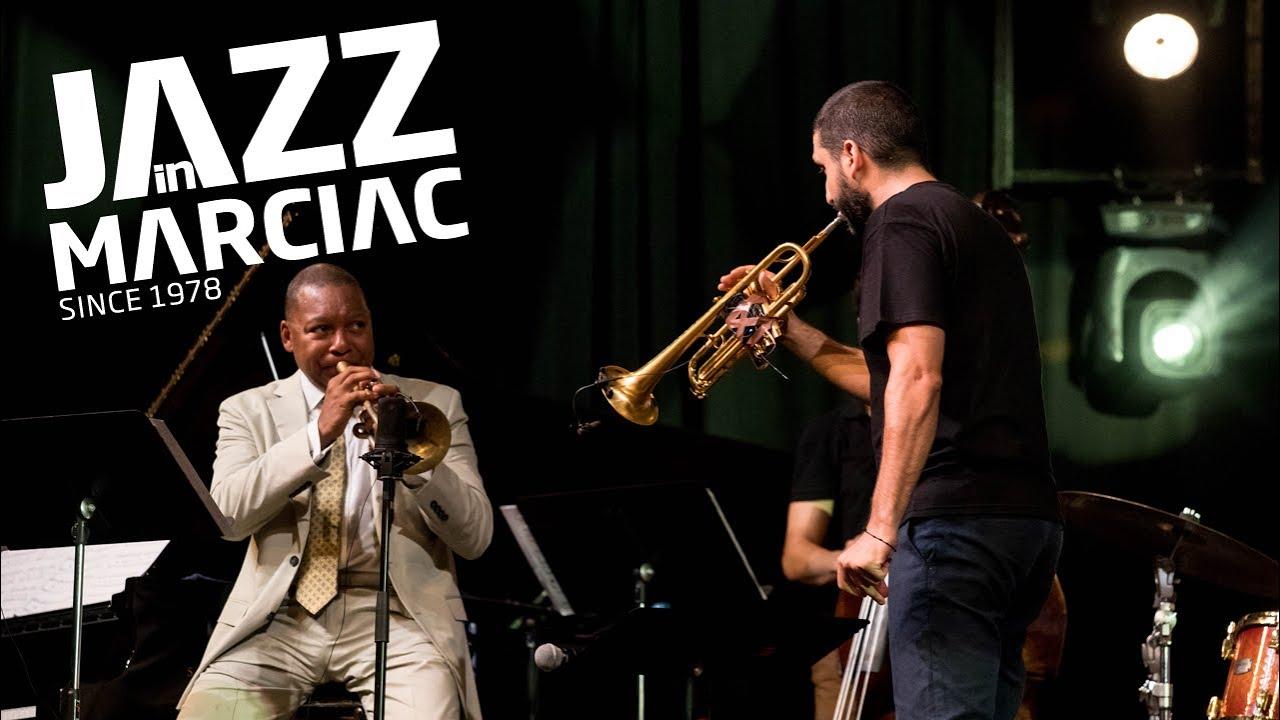 Wynton Marsalis & Ibrahim Maalouf @Jazz_in_Marciac 2018