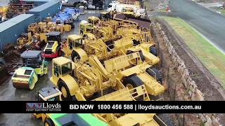 Heavy Machinery Auction | TVC