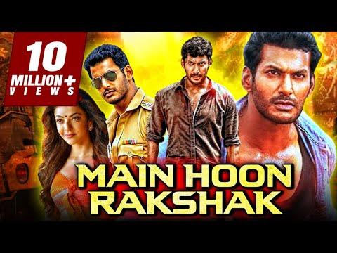 Main Hoon Rakshak Tamil Hindi Dubbed Full Movie | Vishal, Kajal Aggarwal, Soori