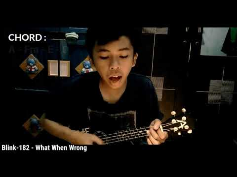 What When Wrong - Blink- 182 Cover