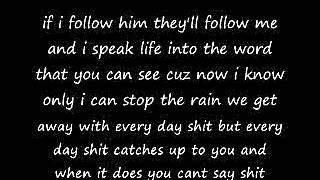 The Rain DMX Grand Champ (Lyrics)