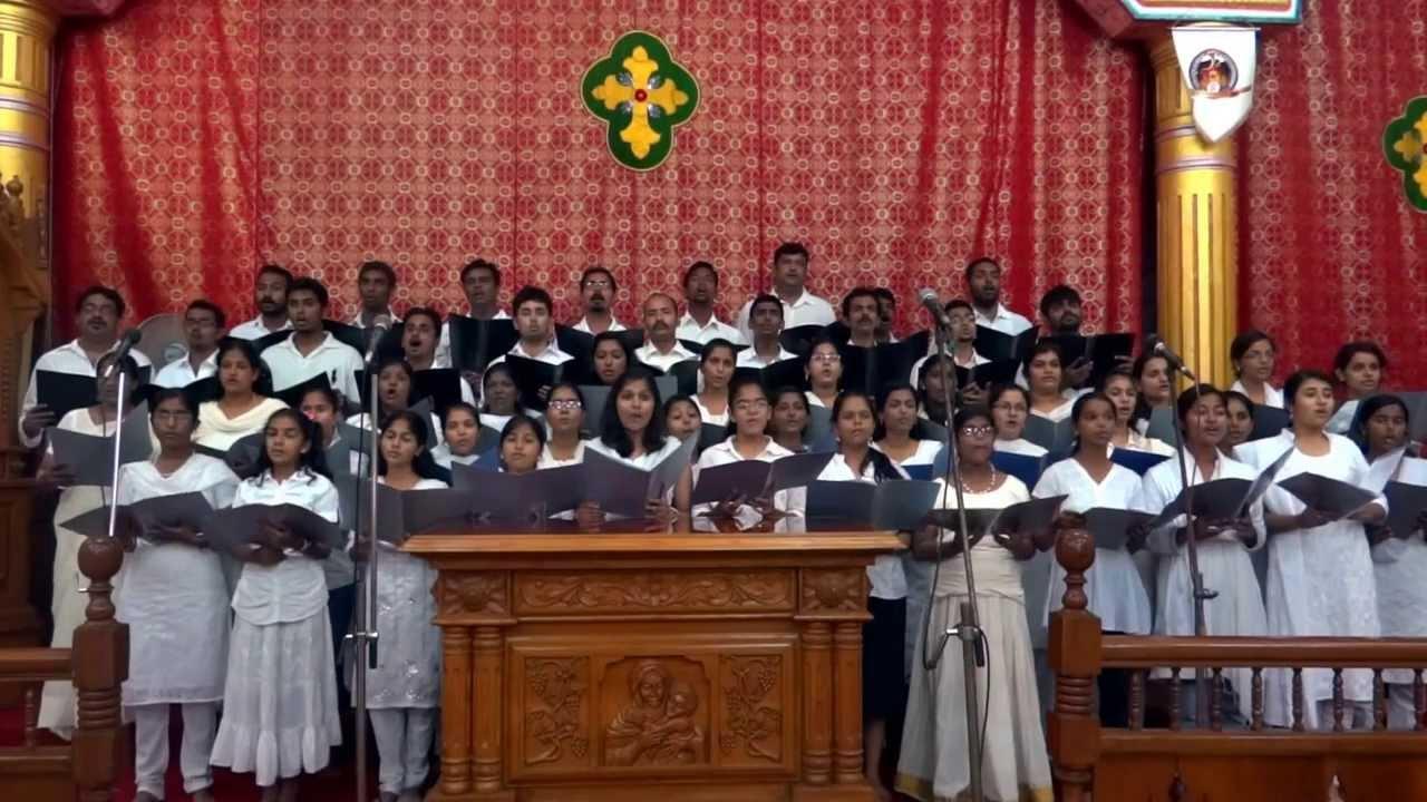 mary did you know choir pdf