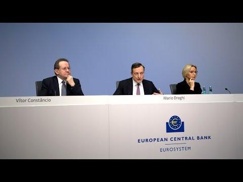 ECB Press Conference - 08 March 2018