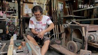 Gambar cover [Panah Tradisional] Eddy Roostopo, mantan atlet PON pembuat panah tradisional PART 2