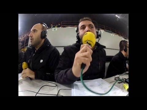 Así cantó el gol de Sergi Roberto al PSG Cadena SER ¡¡UNA LOCURA!!