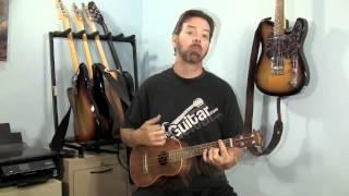 Ode to Billy Joe by Bobby Gentry for ukulele