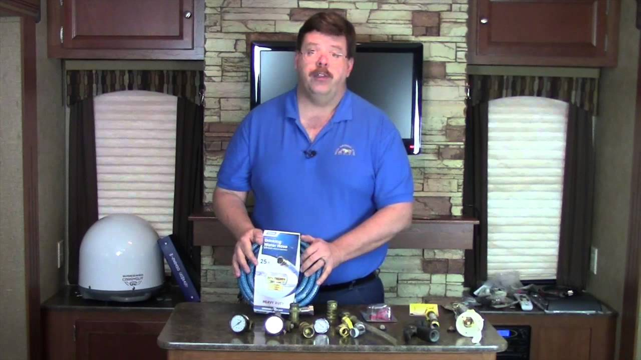 rv water hookup tips