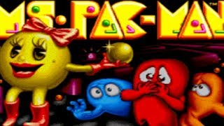 Ms. Pac Man (Getting to the Junior)