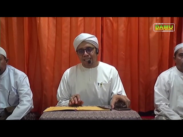 Kajian Kitab Majaalisuts Tsaniyyah 2020-02-21