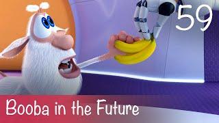 Booba - Booba in the Future - Episode 59 - Cartoon for kids