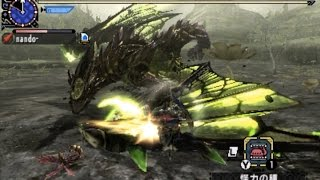 MHXX G★3 ライゼクス  ブレイヴランス  ソロ 4'17 (Astalos : Brave Lance) thumbnail