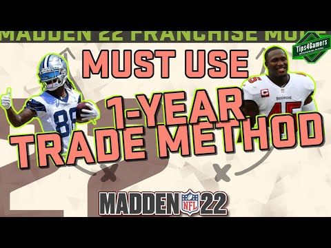 How to Trade for Young Superstars in Madden 22 Franchise Mode