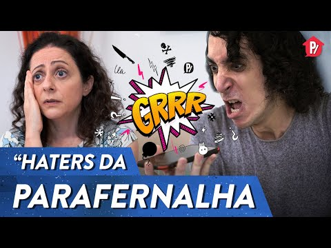 SOBRINHO DO DIRETOR | PARAFERNALHA