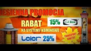 Promocja na ceramiczne systemy kominowe - Kominy.pl