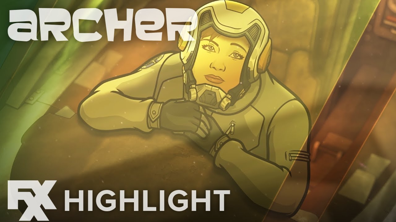 Download Archer | Season 10 Ep. 4: Swallowed by a Space Snail Highlight | FXX
