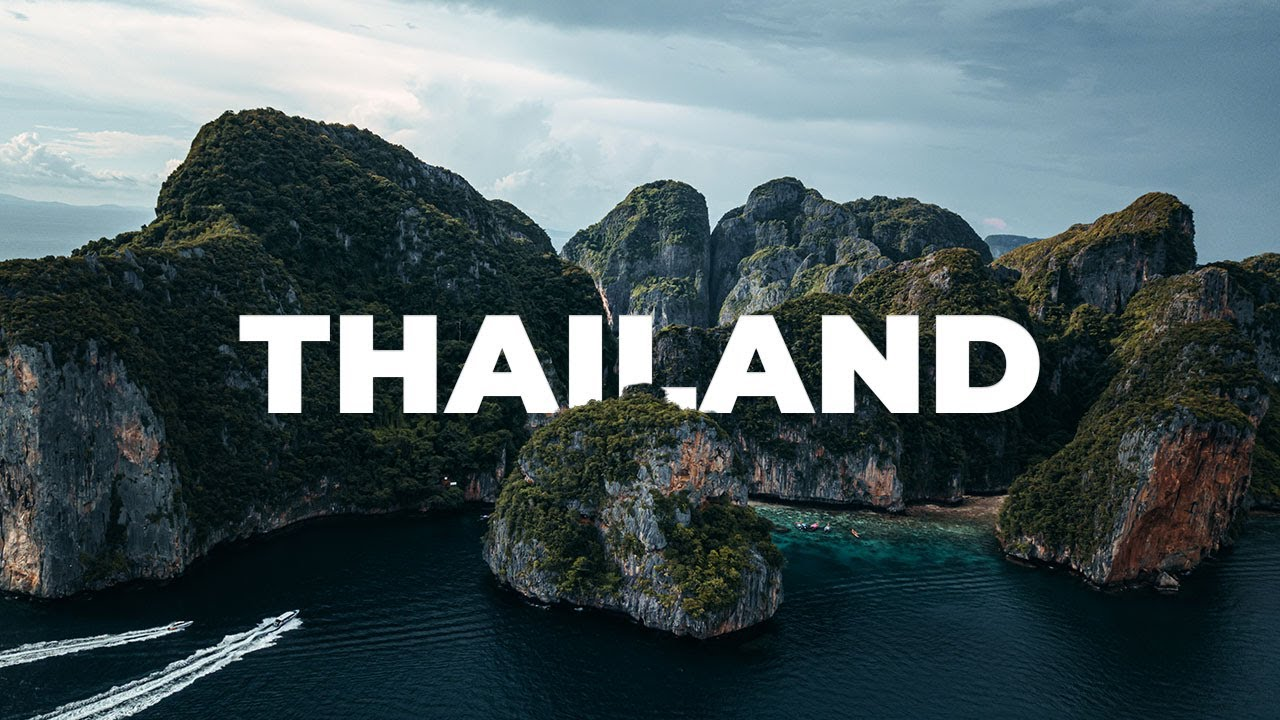 Summers in Thailand! Cinematic video