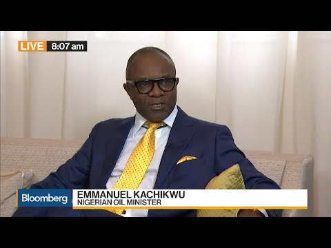 Nigeria's Kachikwu on Oil Output, OPEC Production Cuts