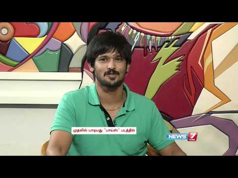 "Varaverparrai: ""Weight actor turns cute actor"" exclusive interview with Actor Nakul"