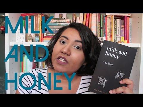 Milk And Honey By Rupi Kaur   VEDA 1