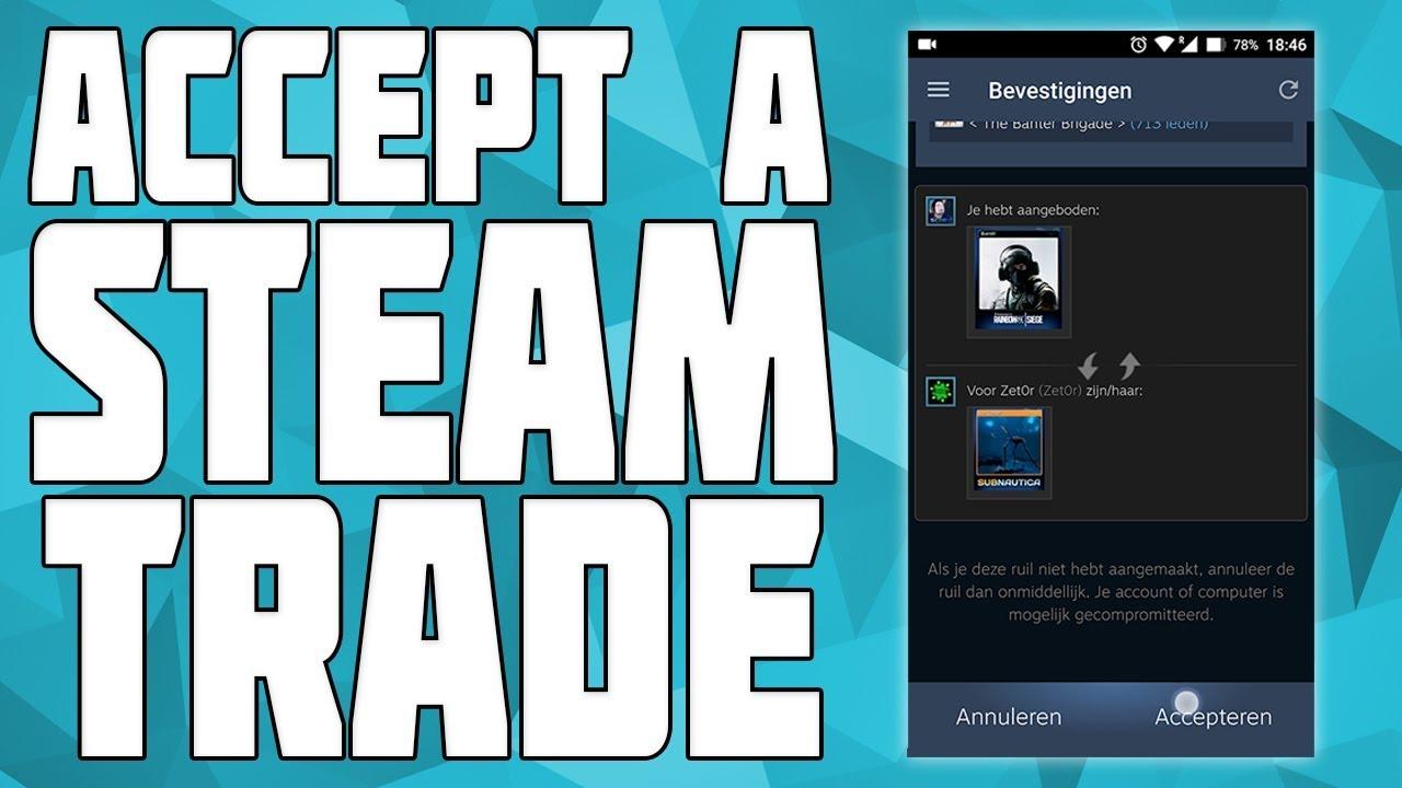 Steam new trade offer system - blogger.com
