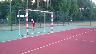 Psiaki Futbolaki - Maksymilian 7 lat