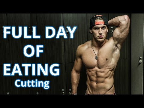 Full Day of Eating - Cutting Diet Marc Fitt | RawSeries 09