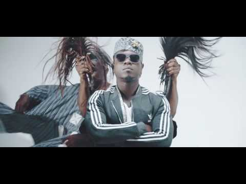 VIDEO: FlowKing Stone – Rapping Drums