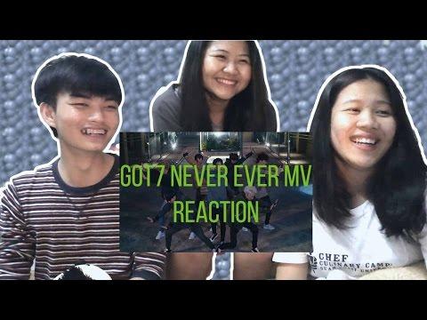 """GOT7(ก็อตเซเว่น) """"Never Ever"""" M/V [ REACTION MV VER ]"""