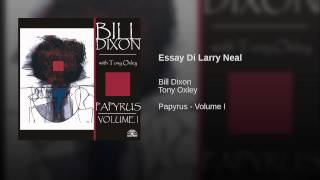 Play Essay Di Larry Neal