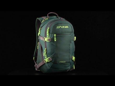 Dakine Pro II 26L - YouTube