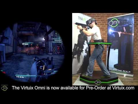 Virtuix Omni — Borderlands 2