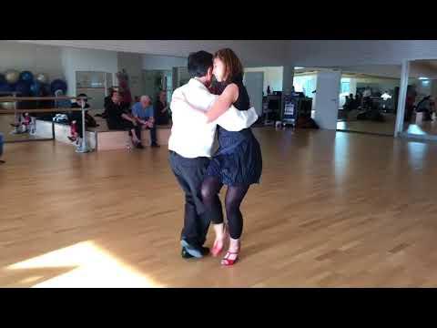 Daniel Rodriguez & Maria Wairich. Tango Cariño Baden-Baden, Karlsruhe, Rastatt