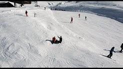Sainte Foy Tarentaise -  Skiing New Years Eve 2020 - St Foy