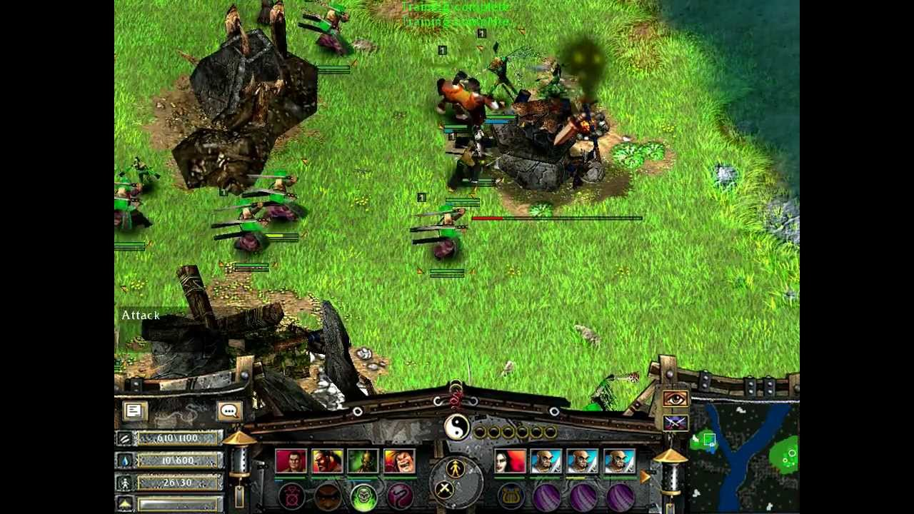 Battle Realms Game