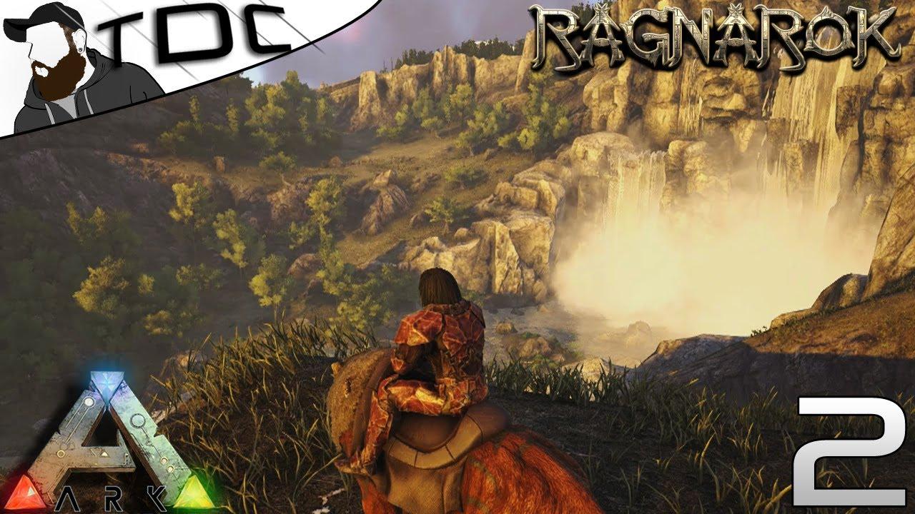Ragnarok Ark Survival Evolved When Beavers Attack Ep