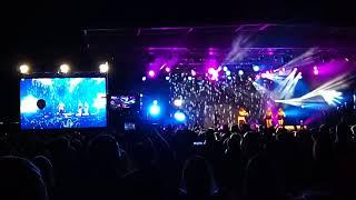 """Концерт Ace of base на фестивале """"Среднерусская возвышенность"""""""