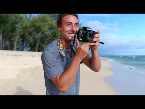 Connor Trimble | Ultimate Traveller Entry 2018