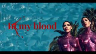 In My Blood - The Veronicas (Lyrics)
