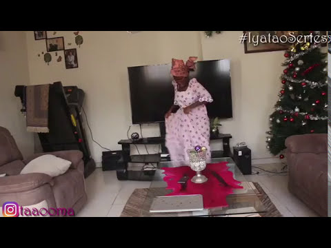 When your African mum is a Slay queen - Taaooma