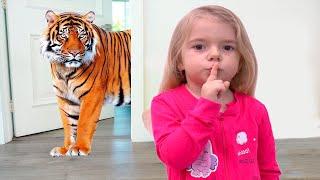 الأطفال يريدون حقا أن يكون لها حيوان أليف !!! Children really want to have a pet